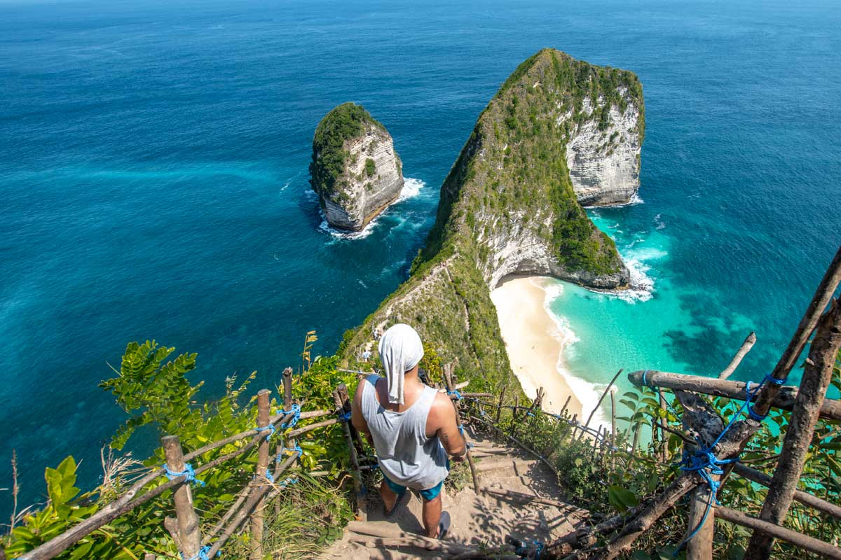 2 weeks in Indonesia - Nusa Penida