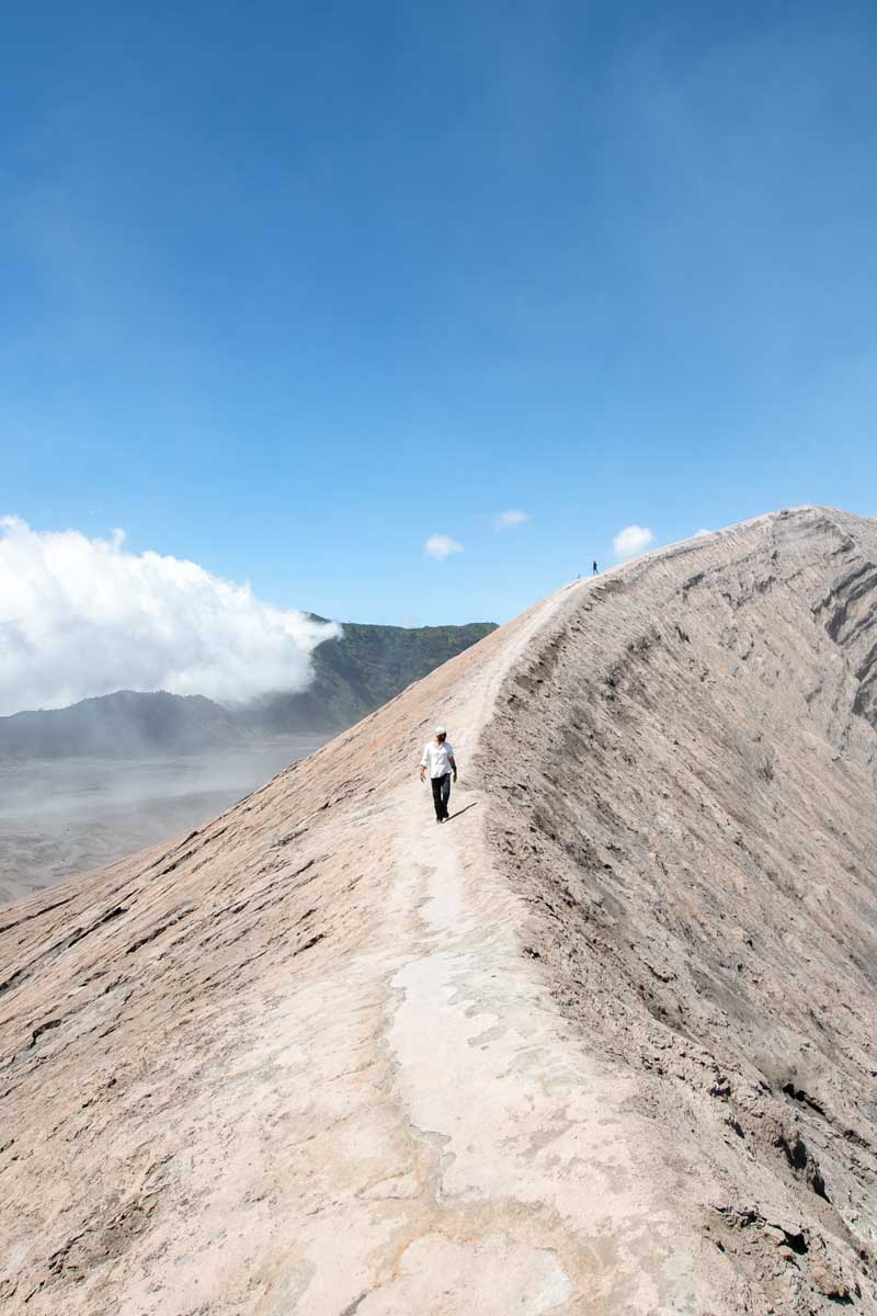 2 week Indonesia itinerary - explore around Bromo