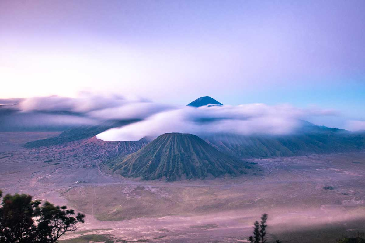 2 weeks in Indonesia - Mt. Bromo at sunrise