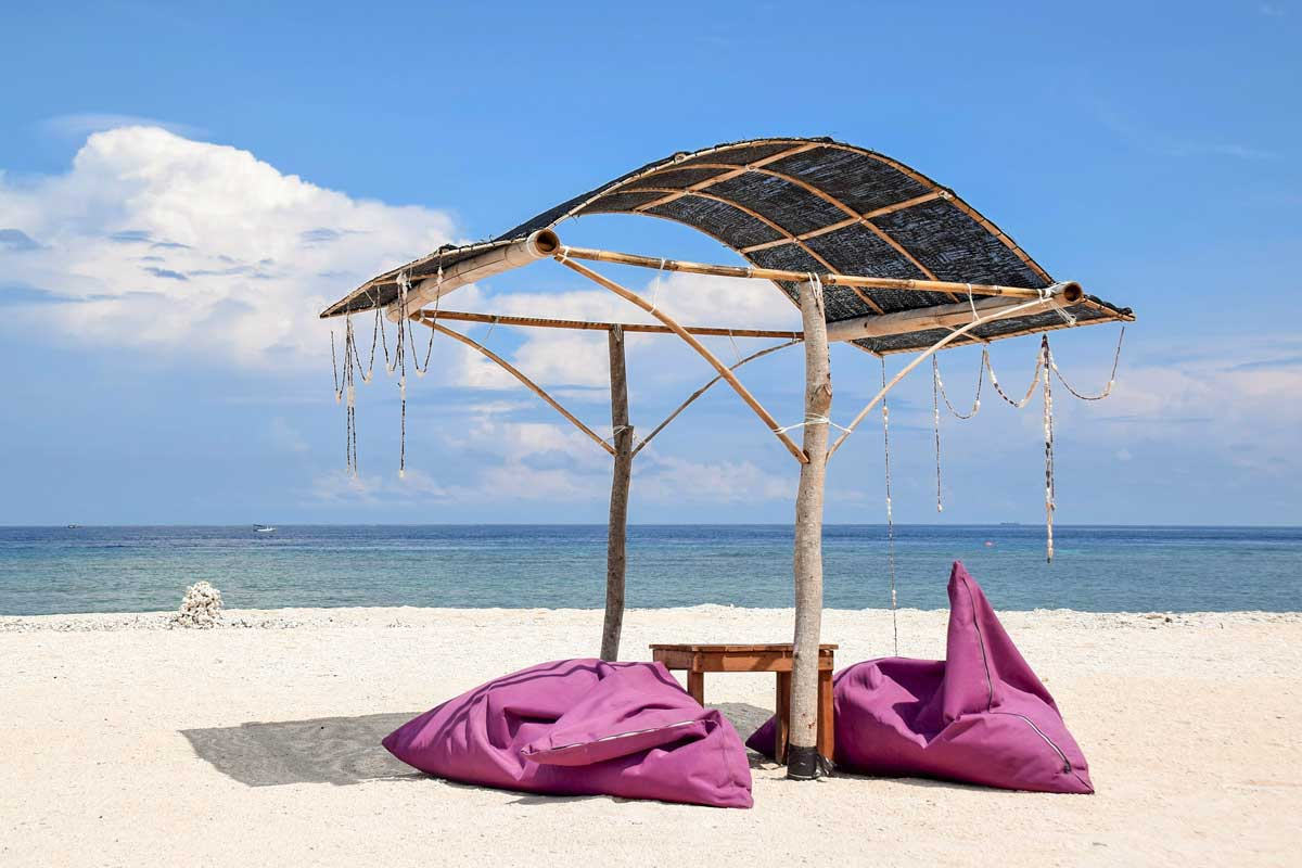 2 weeks in Indonesia - relax on Gili Islands