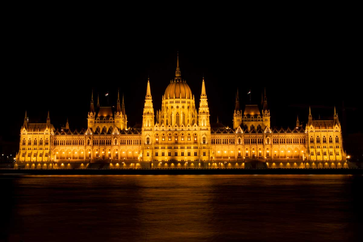 2 day Budapest itinerary - The Parliament
