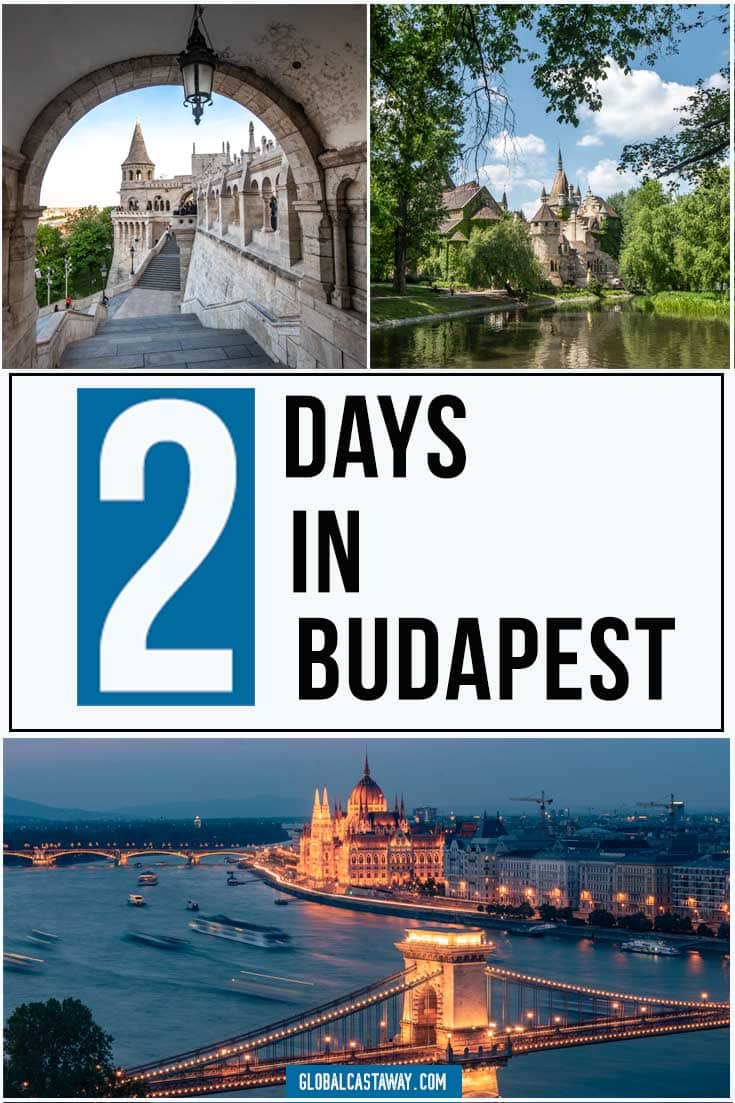 Fancy travel to Budapest? Find out how to get the best out of your 2 days in Budapest with this ultimate Budapest itinerary guide | Budapest travel | Budapest guide | Budapest photography | things to do in Budapest