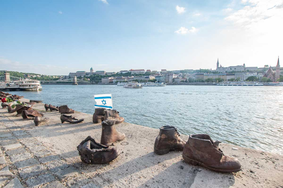 2 days in Budapest - Danube Shoes