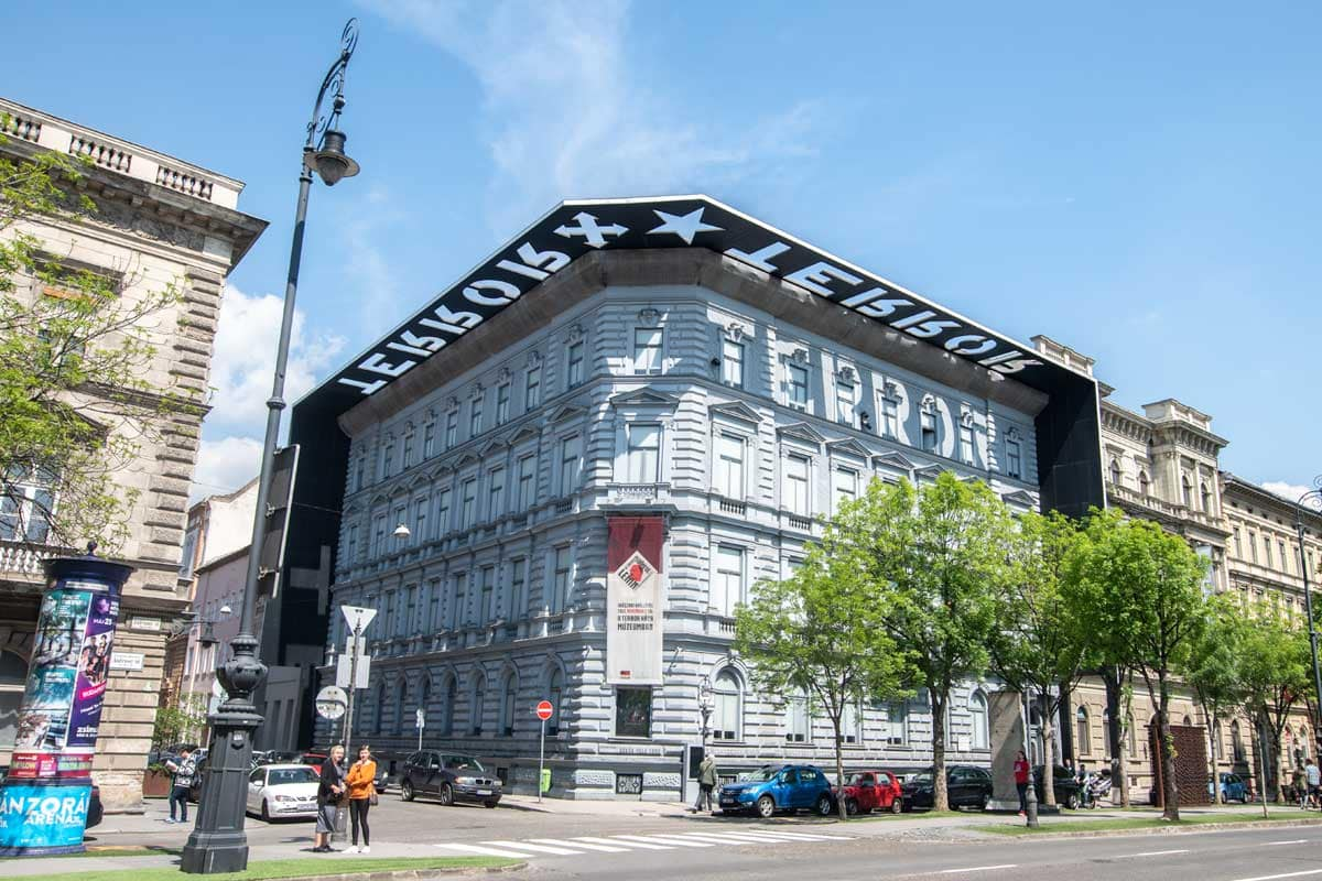 2 days in Budapest - House of Terror