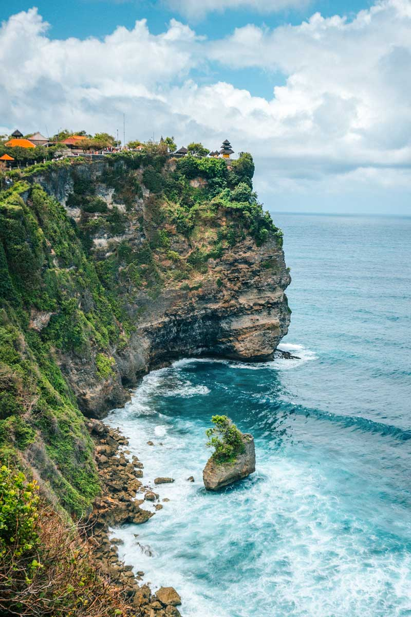 2 weeks in Indonesia - Uluwatu Temple