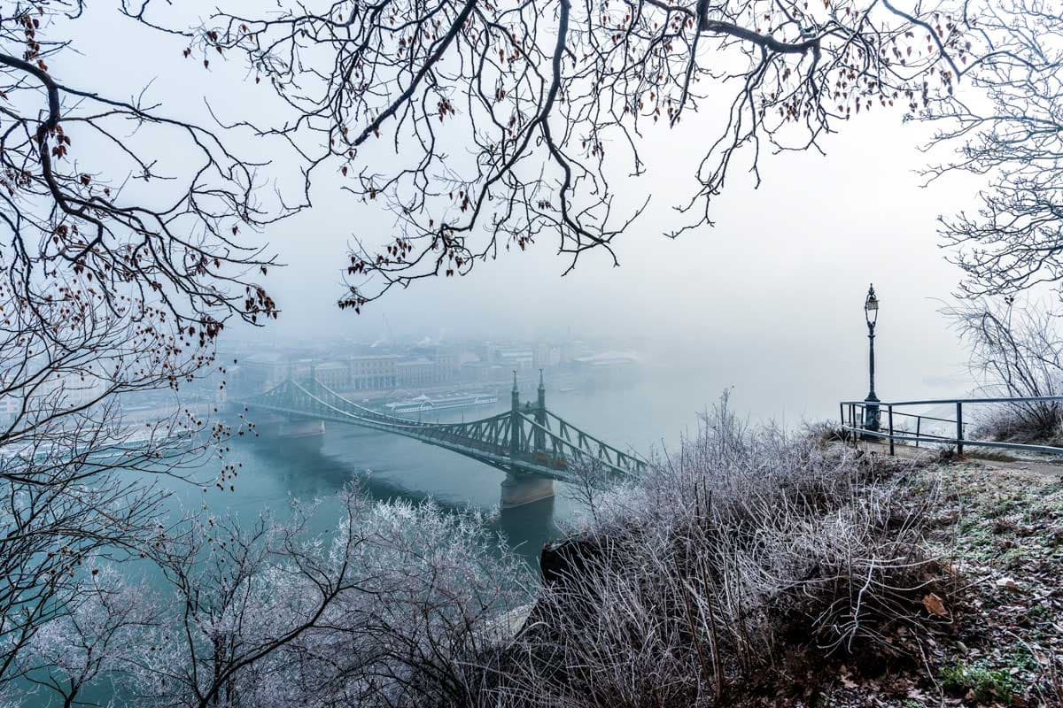 Is Budapest ok to visit in winter