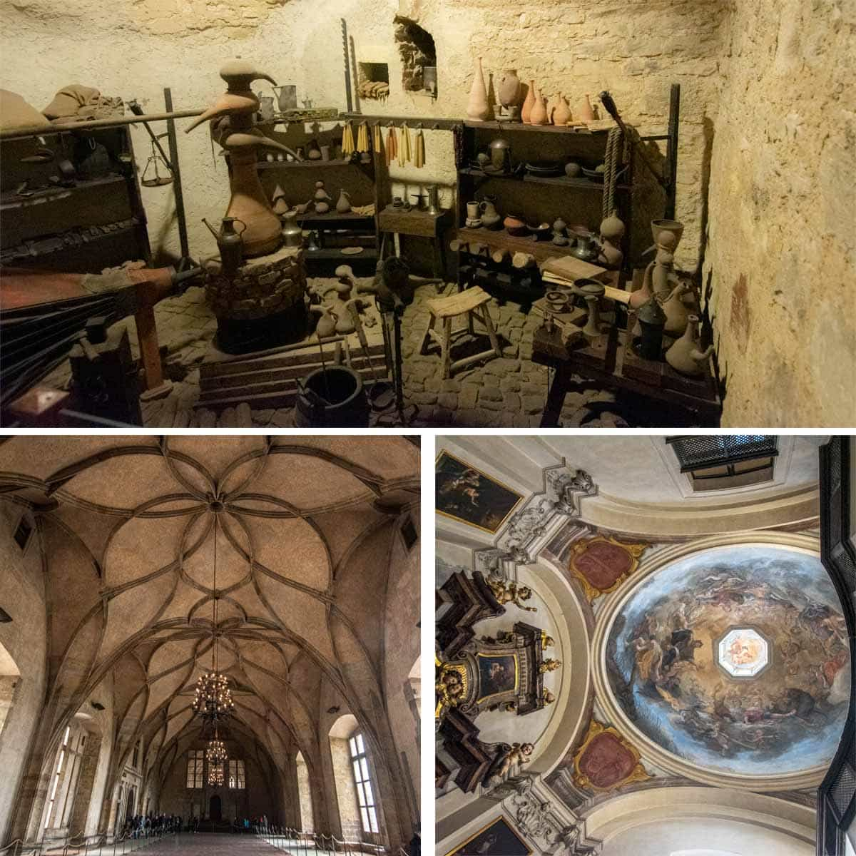 2 day Prague itinerary - Prague Castle Complex