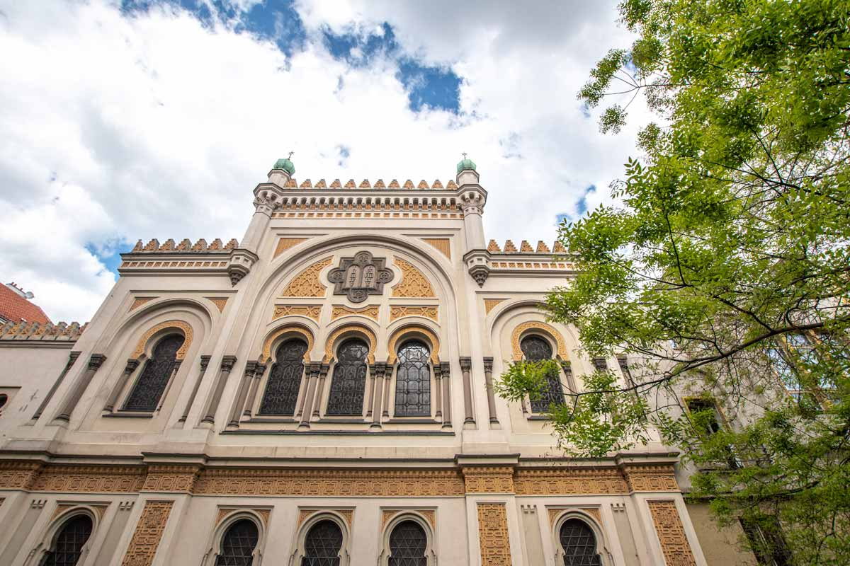 2 days in Prague - Spanish Synagogue