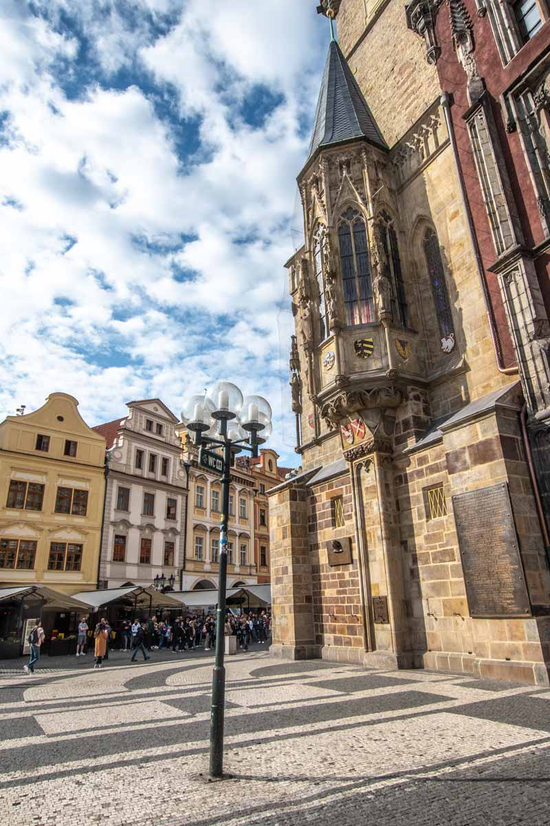 2 days in Prague - the Old Town Hall