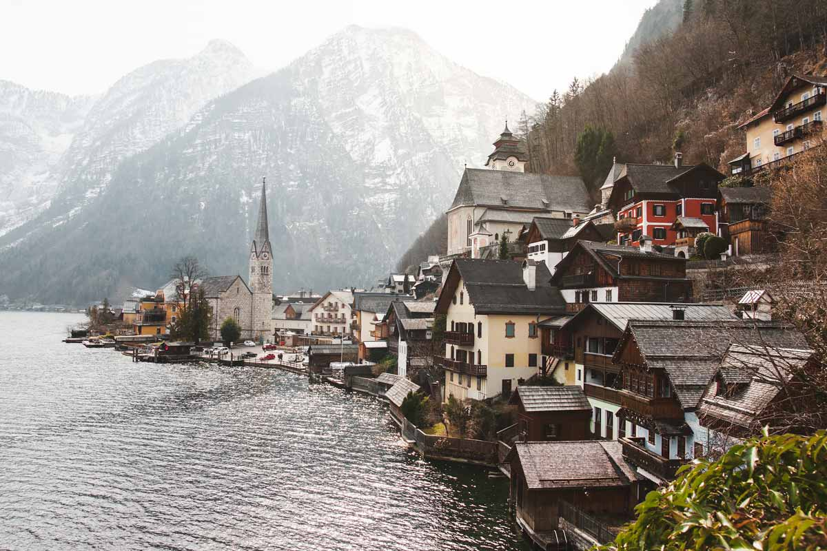 3 days in Vienna - Day trip to Hallstatt