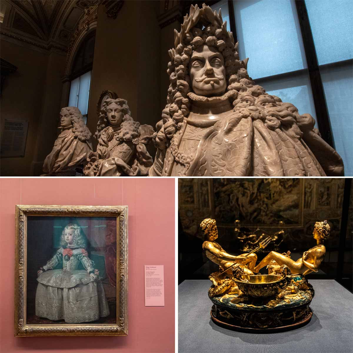 Kunsthistorischen Museum highlights