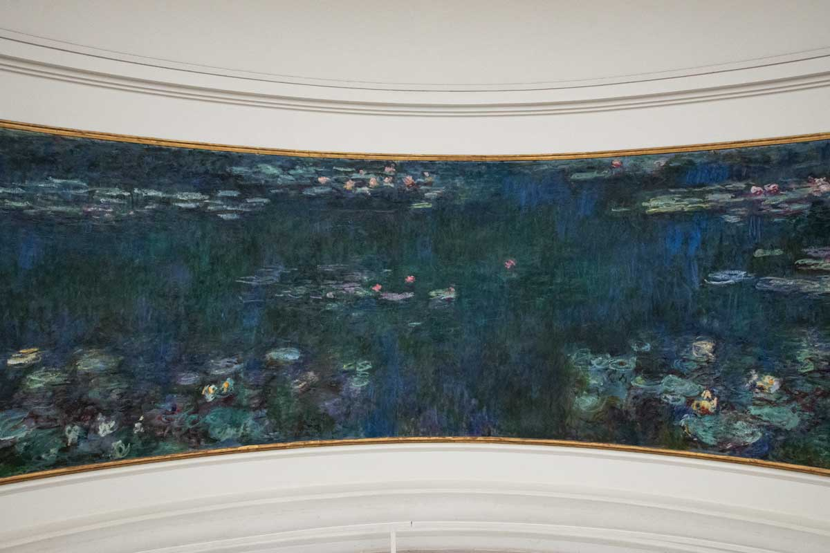 Claud Monet's Waterlilies