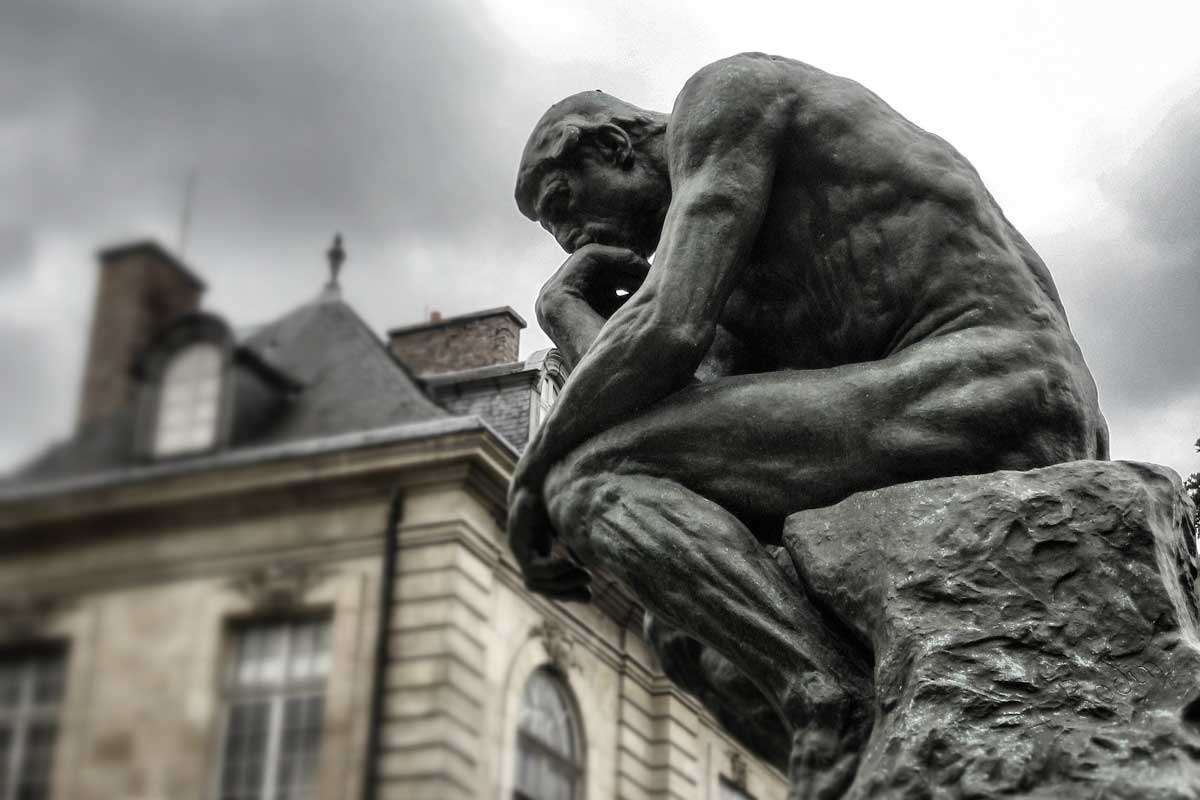 4 days in Paris - Rodin Museum