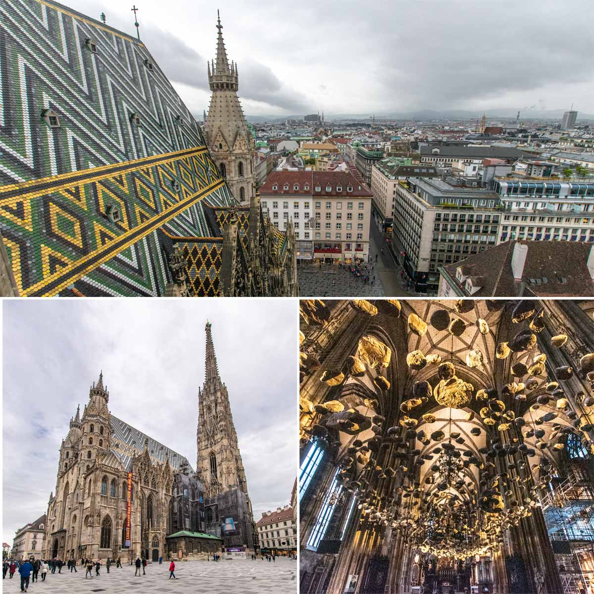 3 days in Vienna - Stephansdom