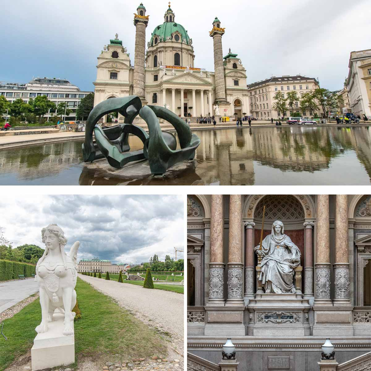 3 days in Vienna - Vienna highlight