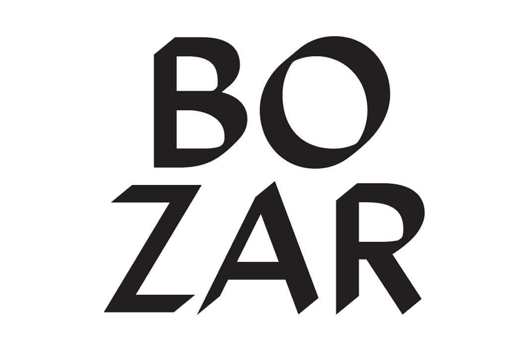 BOZAR sign