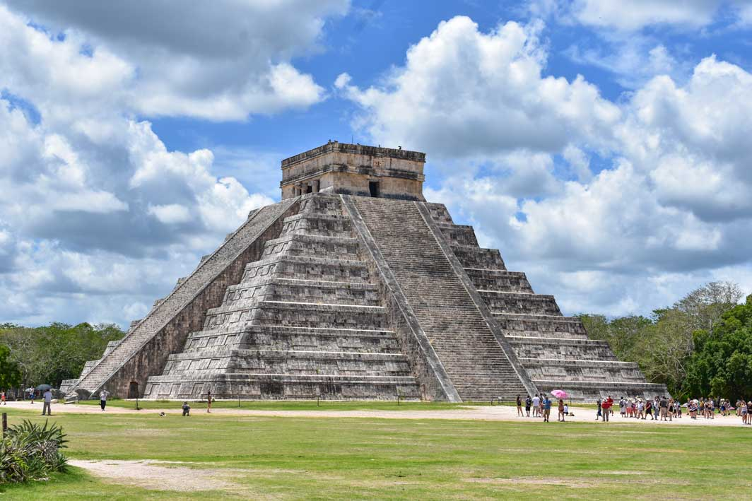 historical places in the world - Chichen Itza, Mexico