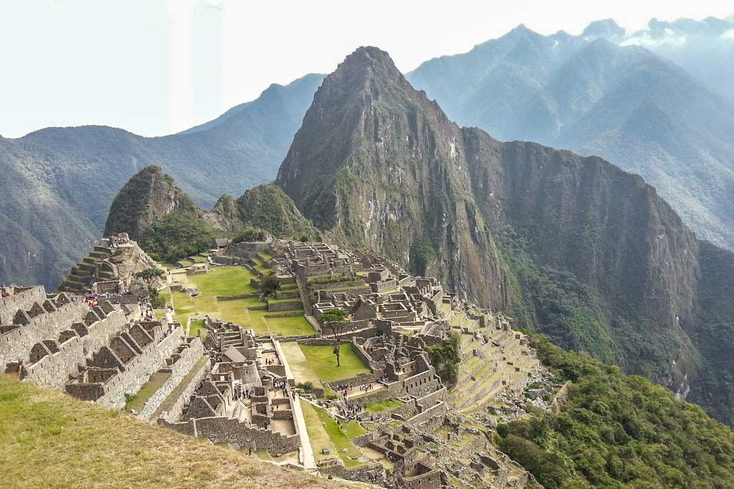 ancient sites - Machu Pichu, Peru