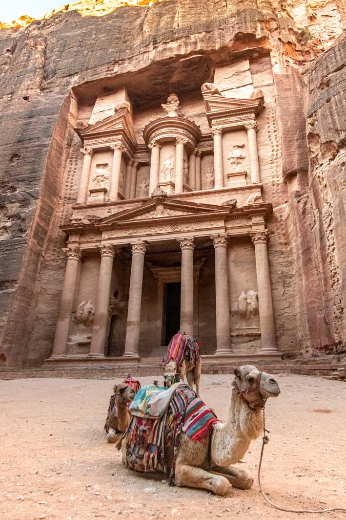ancient sites - Petra, Jordan