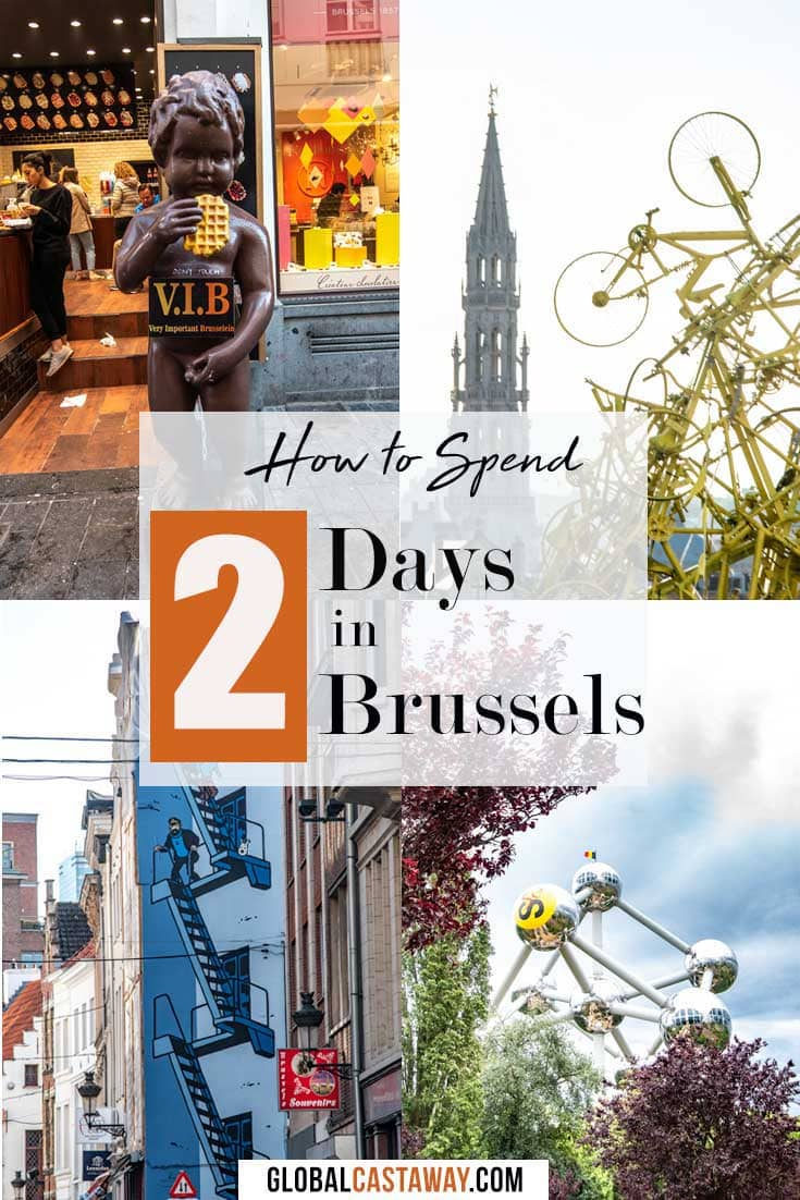 A Brussels travel itinerary guide designed to help you find the best things to do in Brussels. This self guided walking tour of Brussels would guide you through the Grand Place, Manneken Pis, The Atomium and many more. Many Brussels tips to help you plan you Brussels weekend getaway!