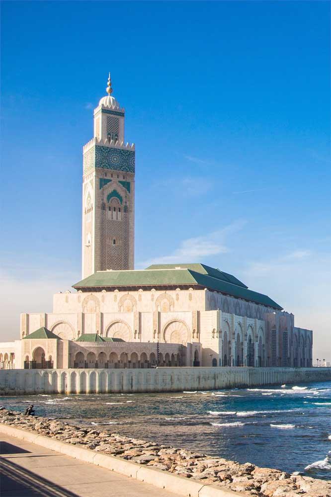 Casablanca in December