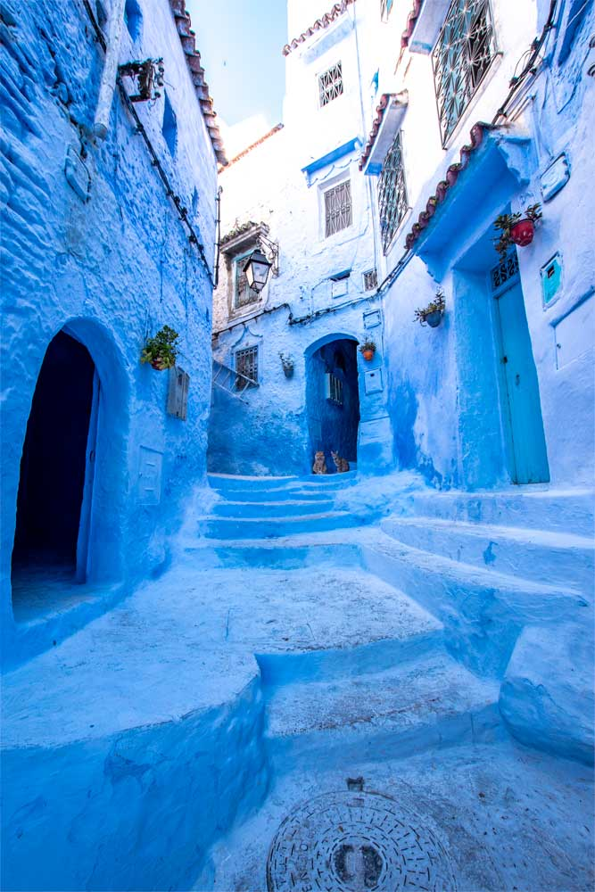 Morocco in December - Chefchaouen