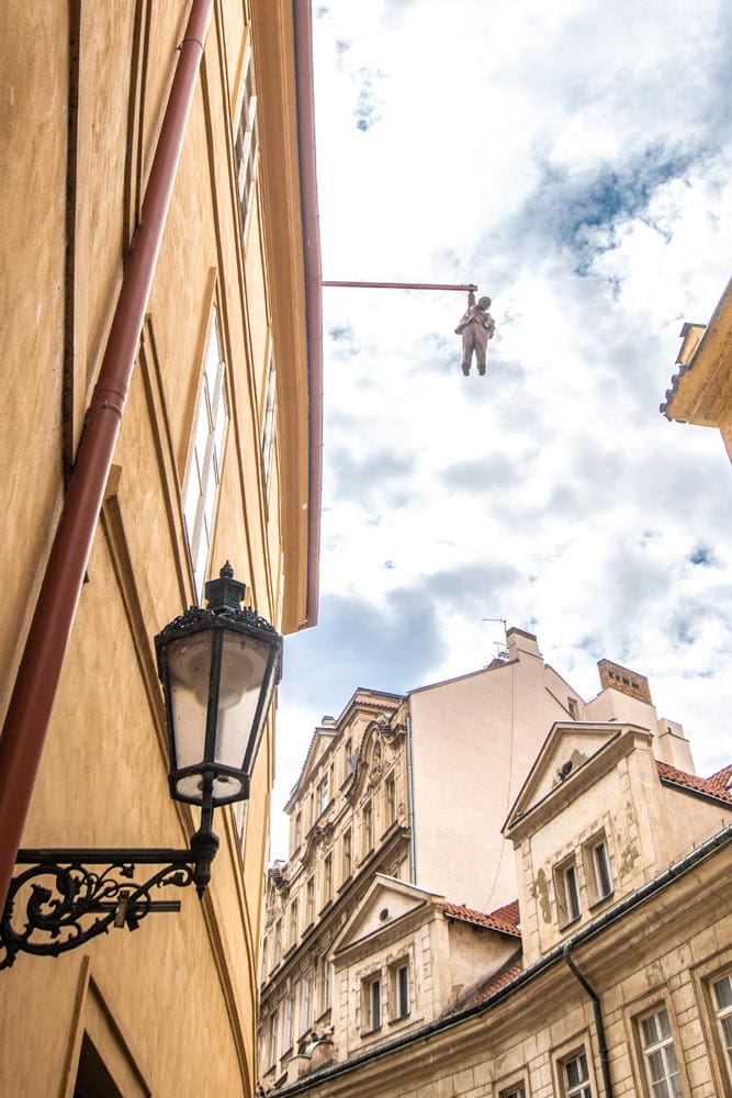 Hanging-Freud-in-Prague
