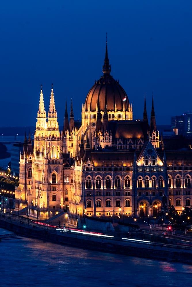Parliament-of-Budapest