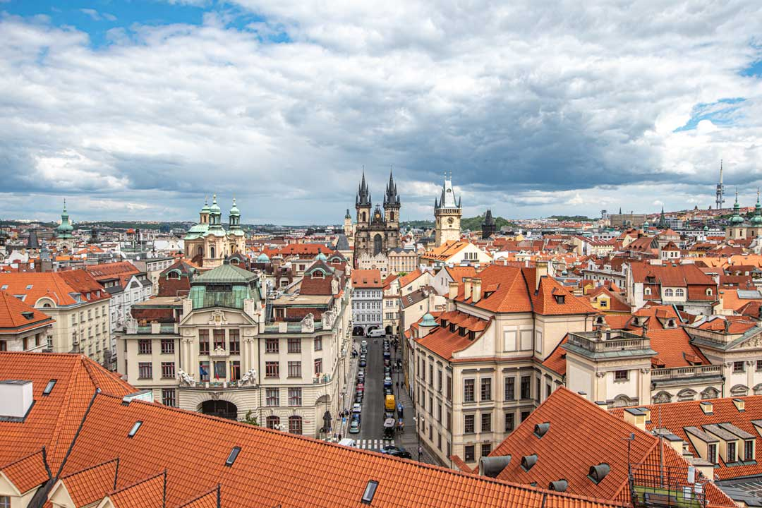 central-europe-itinerary-Prague