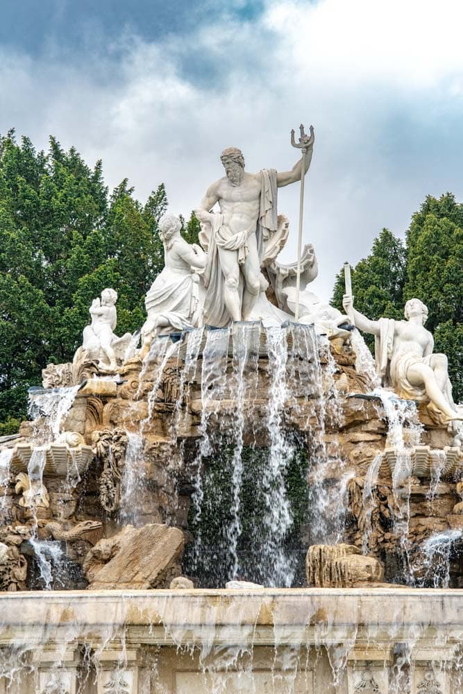 central-europe-itinerary-Schonbrunn