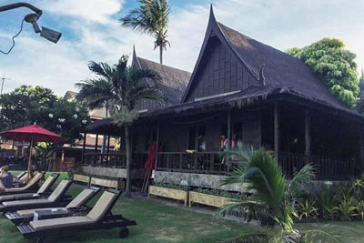 where to stay in koh phagnan