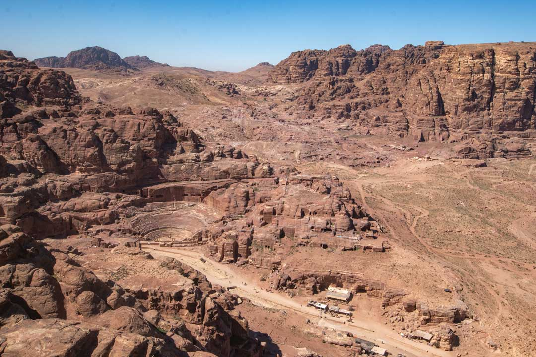 Petra-itinerary-trails
