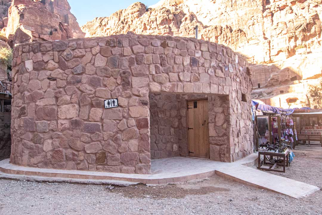 are-there-toilets-in-petra