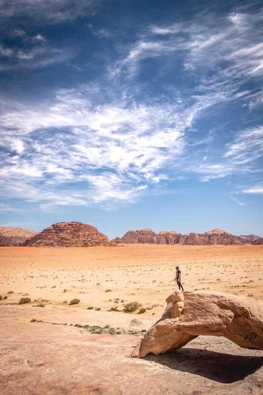 7 days in jordan - wadi rum exploration
