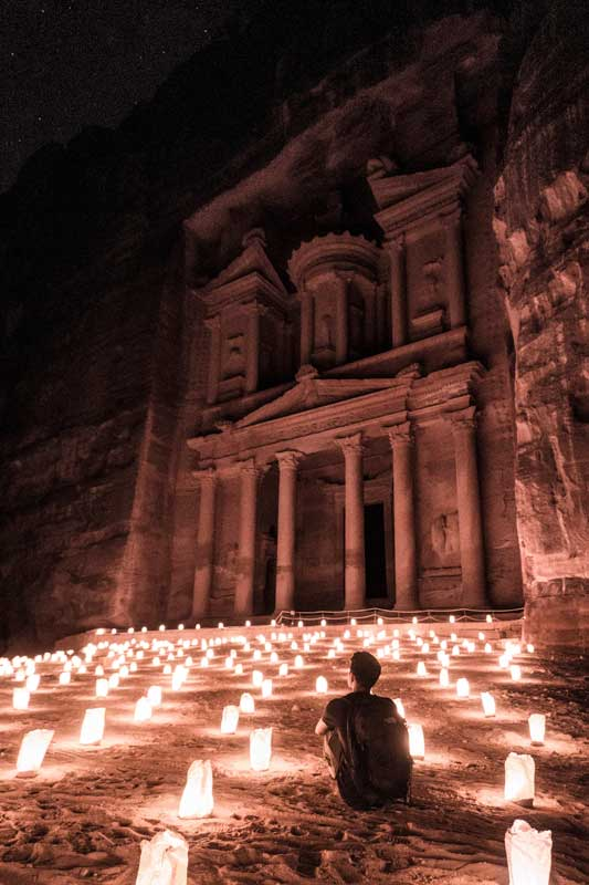 inside-petra-by-night