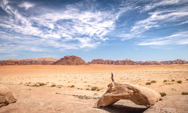 Wadi Rum Camping – All You Need to Know