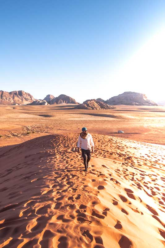 7 days in Jordan - Wadi Rum