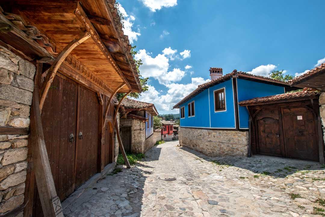 streets of koprivshtitsa