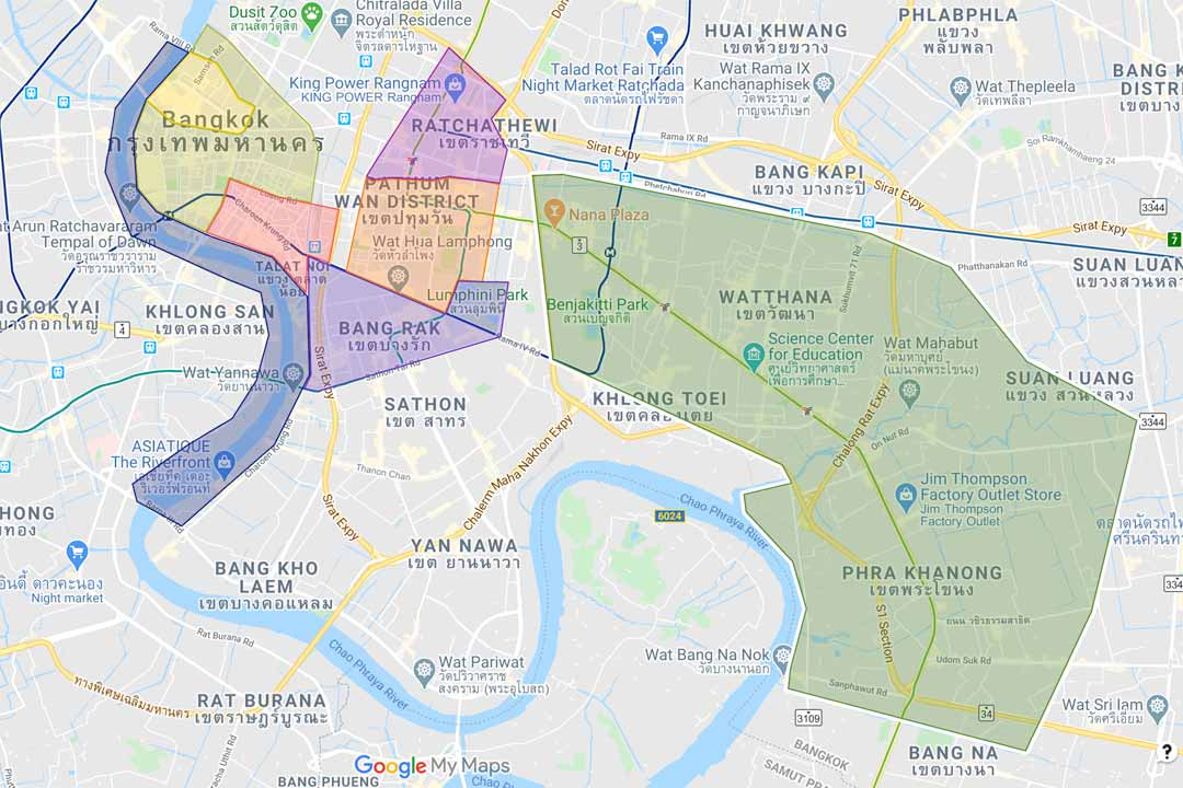 bangkok-areas-map