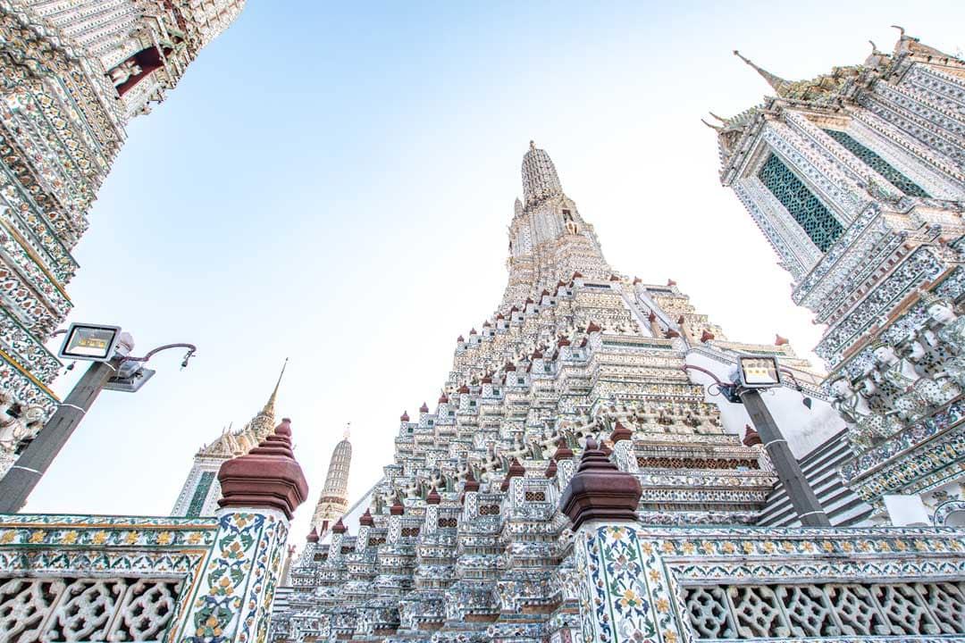 2 days in bangkok-wat-arun