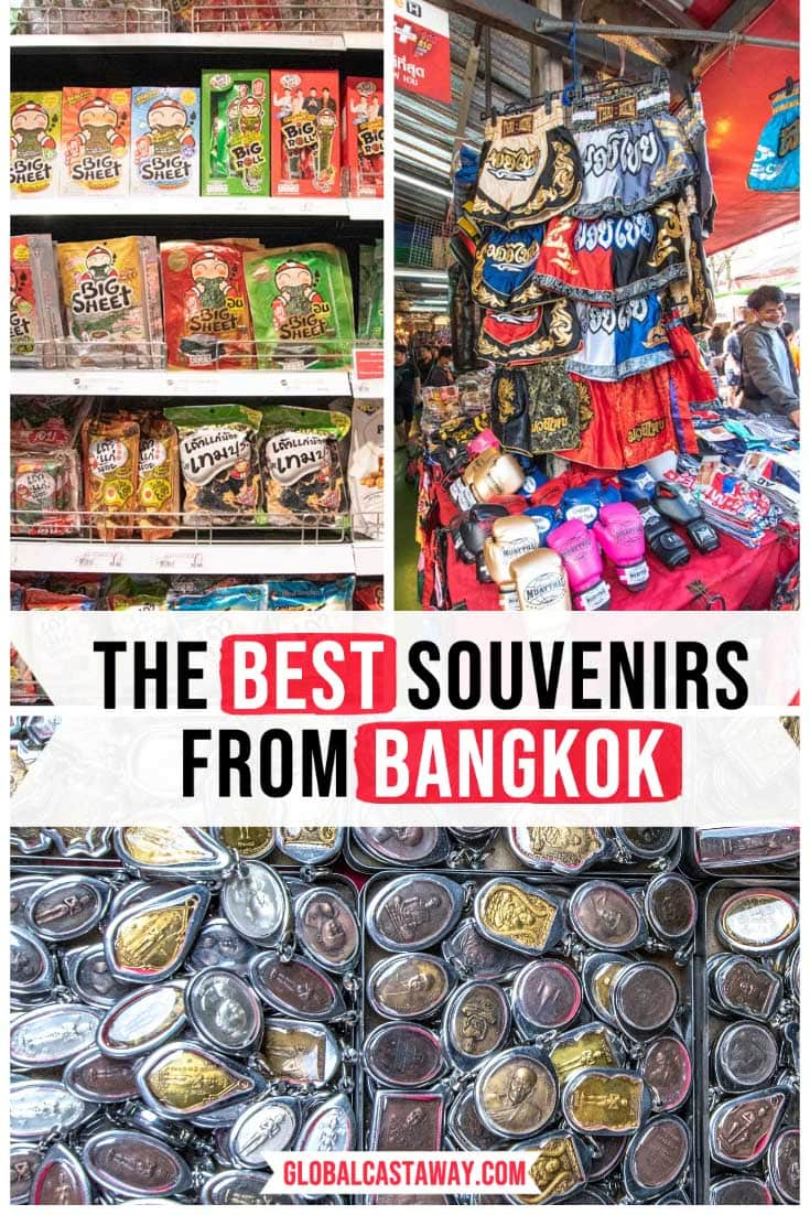 The Best Souvenirs from Bangkok pin