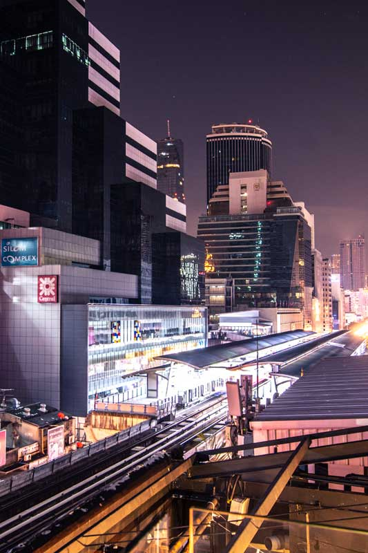 silom-bts-station-at-night