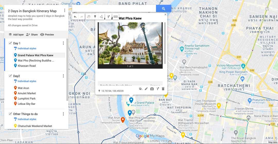 2-days-in-bangkok-map