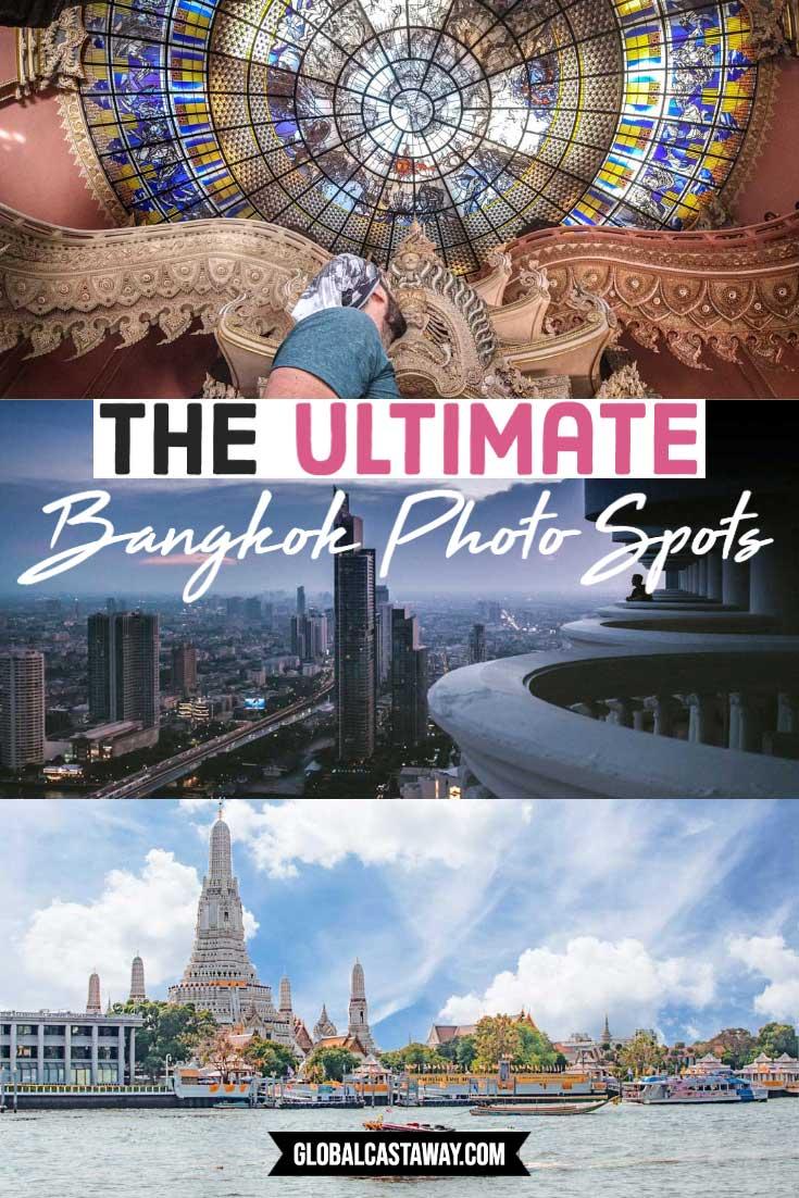 The Ultimate Bangkok photo spots pin
