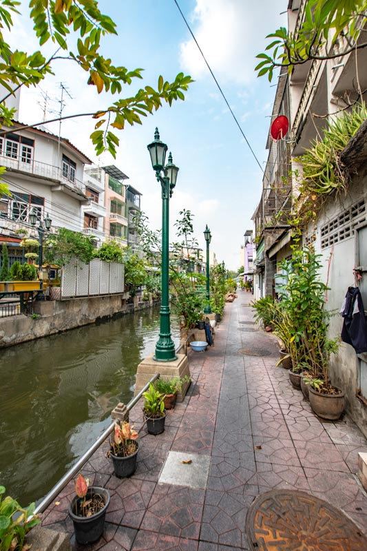 is bangkok safe