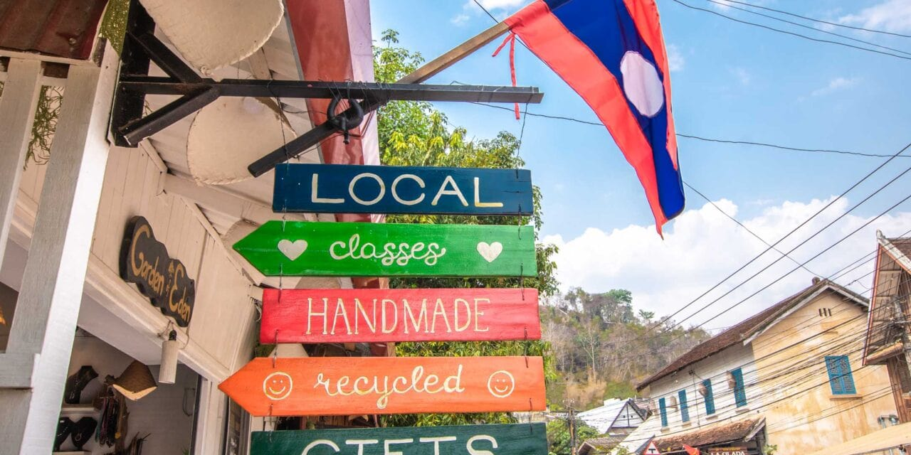 The Best Laos Souvenirs to Take Home With You