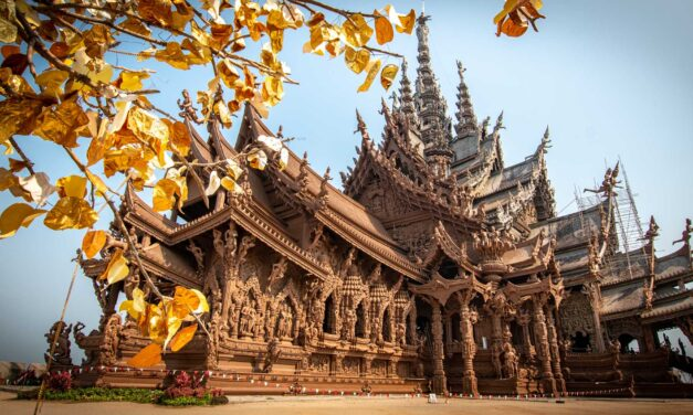 Sanctuary of Truth, Pattaya- A Complete Guide