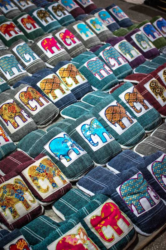 souvenirs-in-laos-elephant-slippers