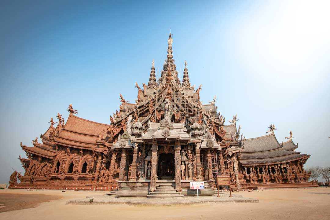 what-is-the-sancturay-of-truth-pattaya