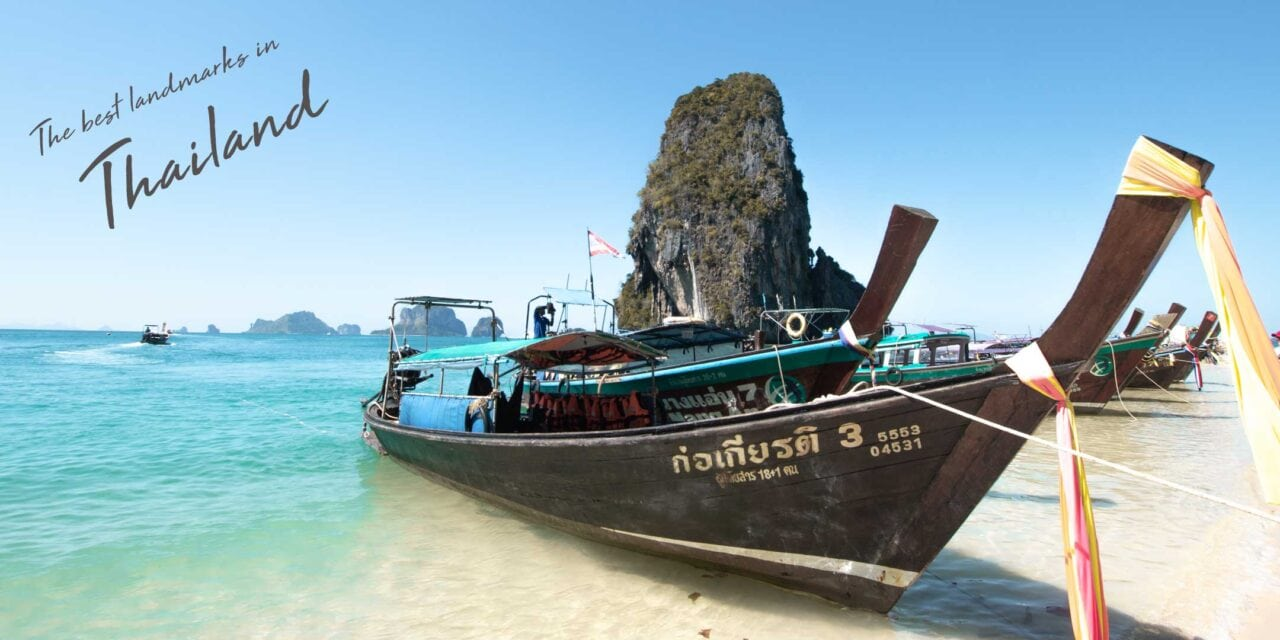 Top 15 Ultimate Landmarks in Thailand
